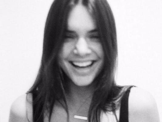 Kendall Jenner (c) Instagram