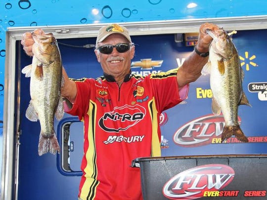 Toledo Bend bass fishing guide Tommy Martin says his business has been affected by the oil and gas downturn.
