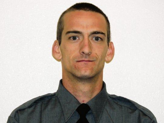 Santa Fe Deputy Jeremy Martin was killed Tuesday, Oct.