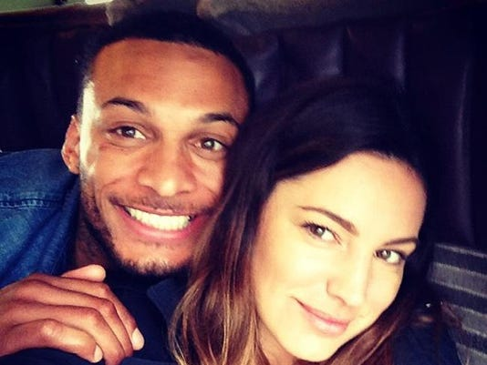 Kelly Brook hints she's married