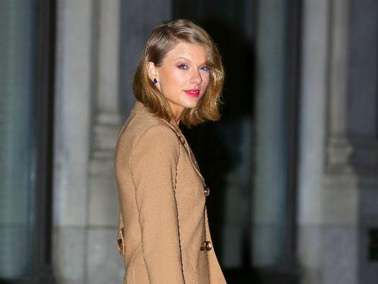 Taylor Swift in New York City
