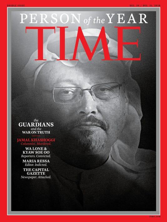 time-person2018- Khashoggi