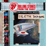 """""""Live in Leeds 1982"""" from the Rolling Stones' """"From the Vault"""" series."""
