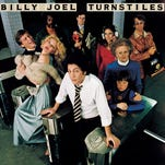 "The cover to Billy Joel's 1976 album ""Turnstiles."""