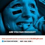 Vote on the best sports fan in South Dakota