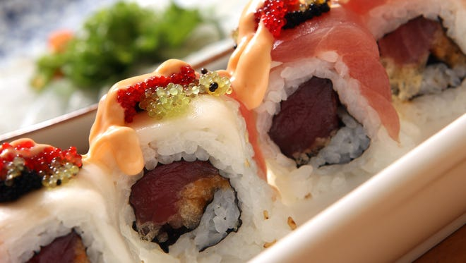 Want your first date to lead to a second date? Go to a sushi or an American restaurant.