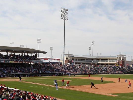 Kansas City Royals Spring Training Stadium Address
