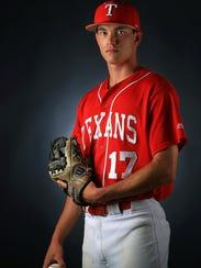 All-South Texas Baseball MVP Nick Loftin from Ray High
