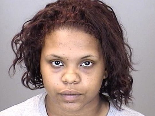 Brandee Danielle Wright's son died. Wright and her boyfriend have been charged.