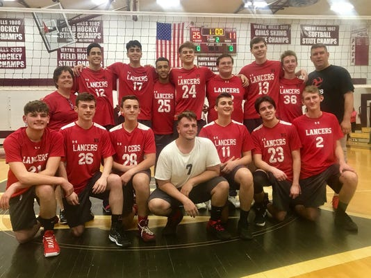 Lakeland PCT volleyball