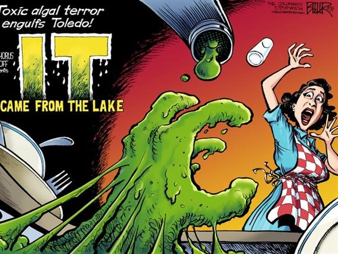 Editorial cartoons Aug. 4