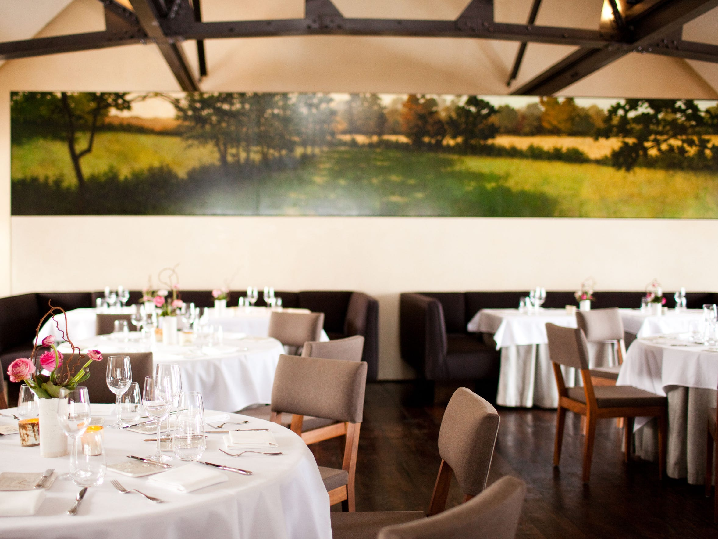 Blue Hill at Stone Barns Rising culinary stars flock to