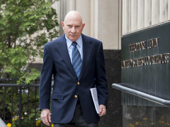 Norman Shy, 74, of Franklin, who admitted his role