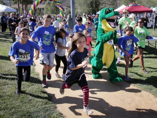 The Gator Run returns to Simi Valley on Sunday.