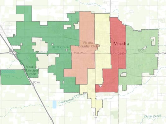 Visalia district map.JPG