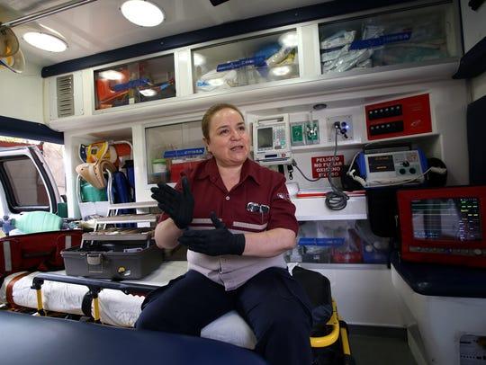 La médico María del Rosario González Mota ha encontrado