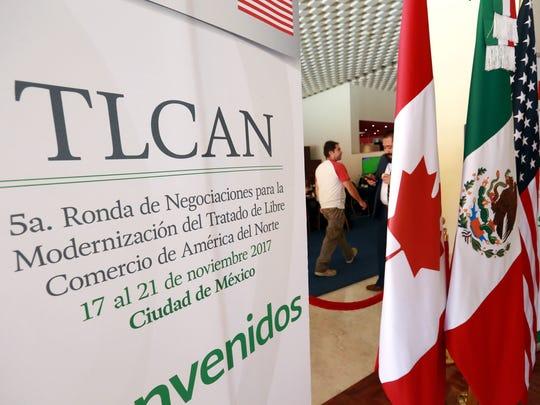 La forma en que se desempeñe el TLCAN, otro de los temas prioritarios.
