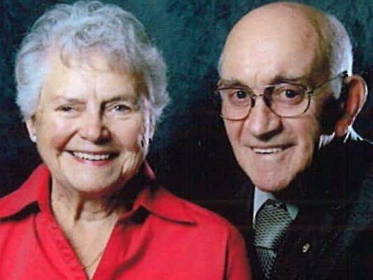 Anniversaries: Ernie Kroeger & Jean Kroeger