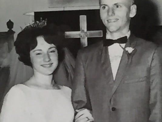 Anniversaries: James Solheim & Virginia Solheim