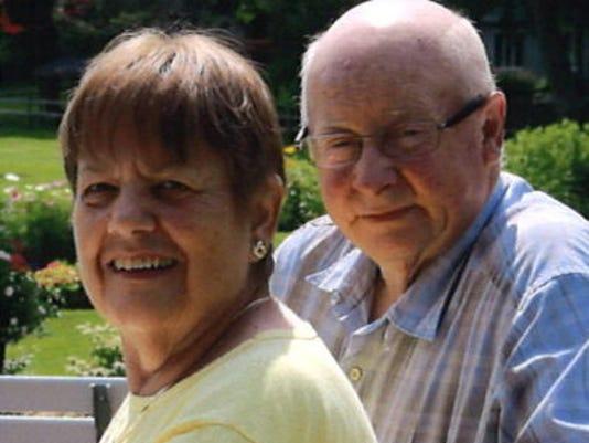 Anniversaries: John Almont & Roberta Almont