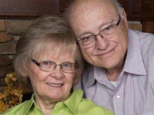 Anniversaries: Wayne Hespe & Karen Hespe