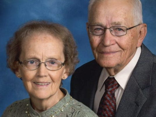 Anniversaries: Lloyd Luden & Irene Luden