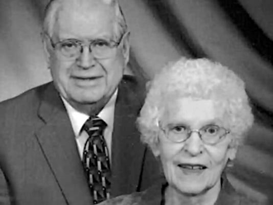 Anniversaries: Dale Williamson & Rosie Williamson