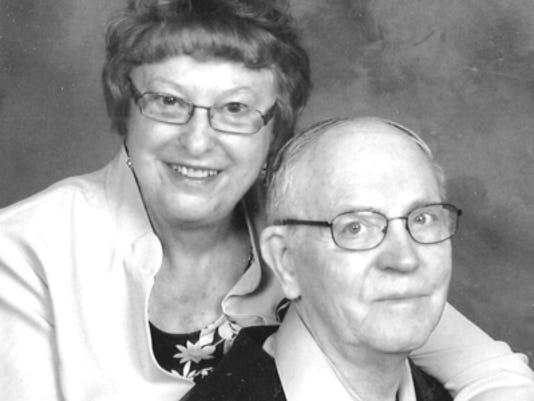 Anniversaries: Vernal Christensen & Helen Christensen