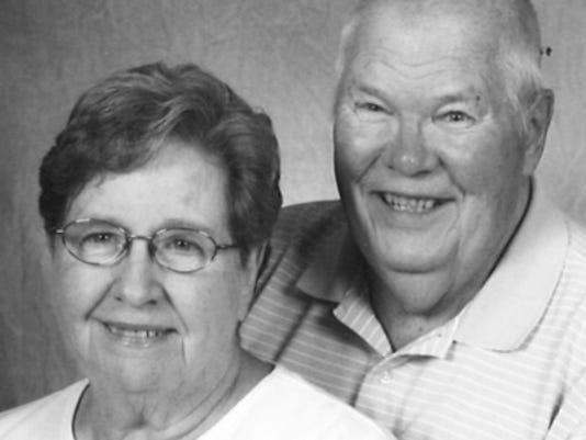 Anniversaries: Darhl Timm & Sallie Timm