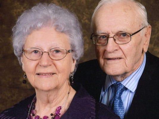 Anniversaries: Henry VanWyhe & Lucy VanWyhe