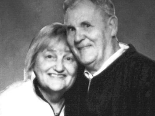 Anniversaries: Clifford Wiese & Helen Wiese