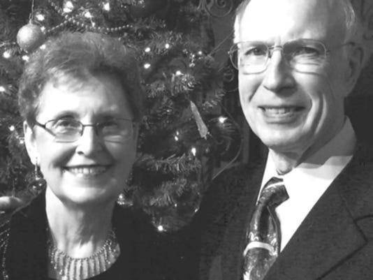 Anniversaries: Kenneth Iseminger & Laurice Iseminger