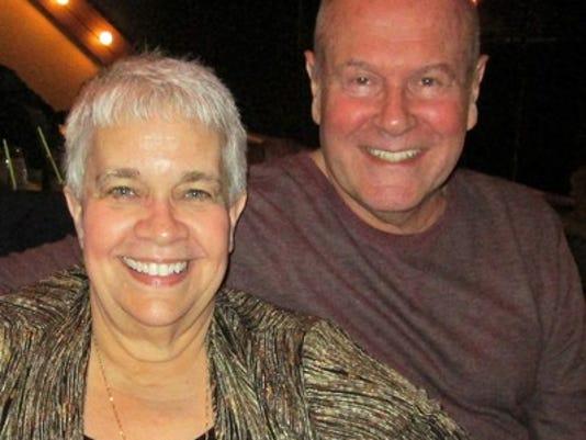 Anniversaries: Nick Hall & Claudia Hall