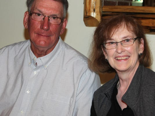 Anniversaries: Ray Krause & Sharlen Krause
