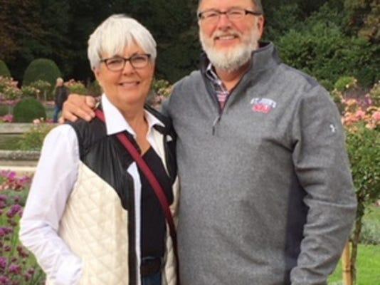 Anniversaries: Steve Bechtold & Nancy Bechtold