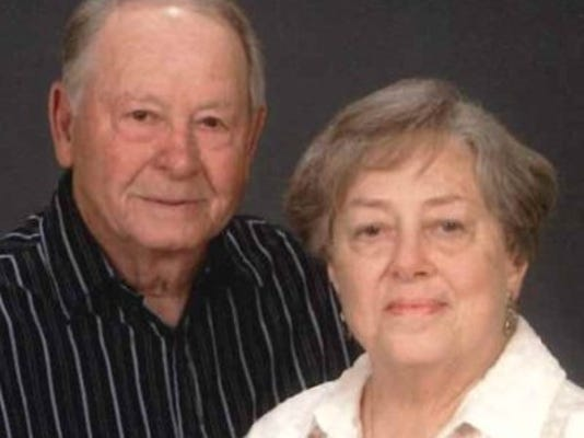 Anniversaries: Mike Hudson & Mary Hudson