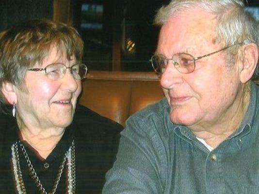 Anniversaries: Phil Blum & Marlene Blum