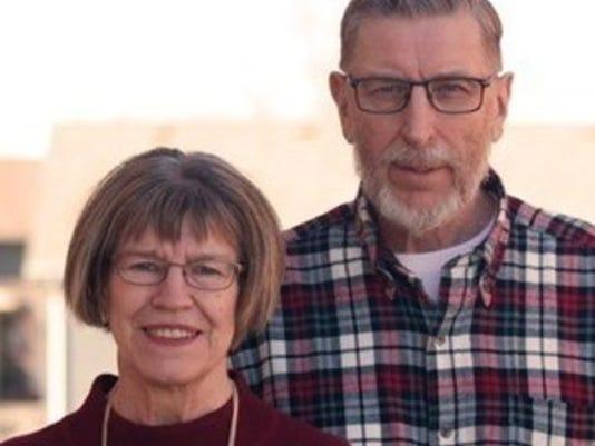 Anniversaries: Bob Vanden Top & Arlene Vanden Top