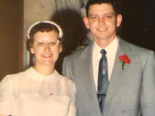 Weddings: Charles Jarratt & Annette Jarratt