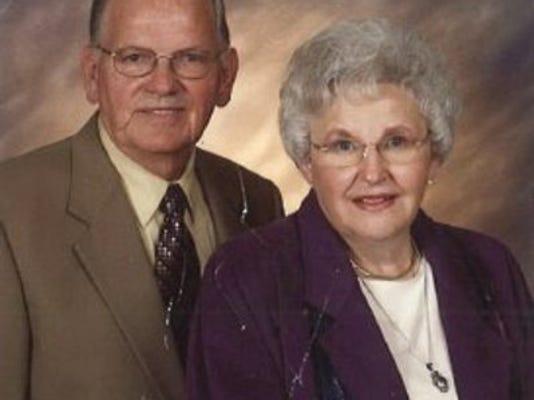 Anniversaries: Miller Glanzer & Marilyn Glanzer