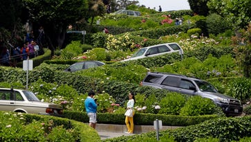 Soon, you might have to pay to see San Francisco's 'most crooked street'