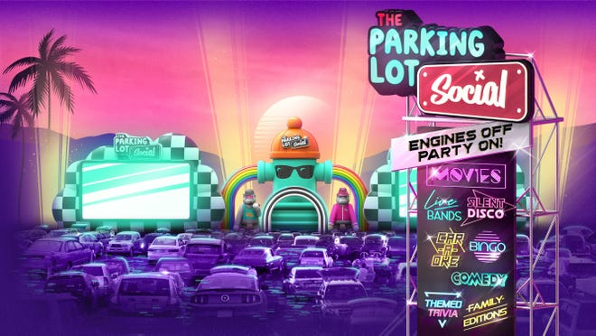 Parking Lot Social is coming to Austin in July with events for families and adults.