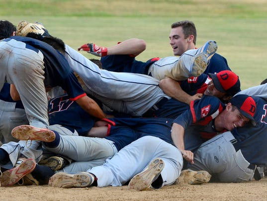 PHOTOS: Northeastern vs Dallastown American Legion baseball