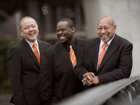 The Kenny Barron Trio, along with the Sean Jones Quartet, are among Wharton's jazz offerings in the new season, scheduled Jan. 30, 2020.