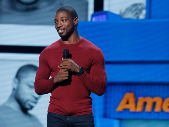 Preacher Lawson is a fast-talking comedian who's poked