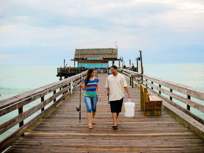 Explore florida 39 s best beaches for Cocoa beach fishing