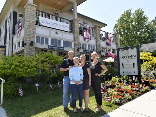 The Cookery Celebrates 40 Years Of Locally Sourced Cooking