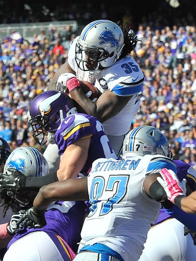 Josh Katzenstein's midseason Lions report card: As