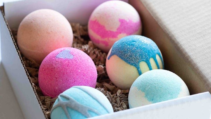 How Brittany Sopko took her handmade bath bombs from home business to the Empire Mall