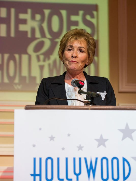 2014 Heroes Of Hollywood Luncheon